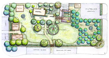 seattle landscape architecture - tom zachary landscape architects